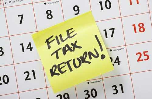 Getting Caught Up on Tax Filings