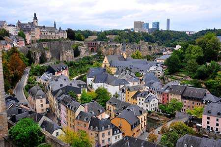 tax for expats in Luxembourg