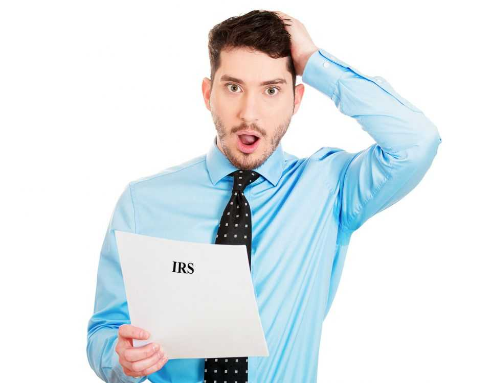 IRS Forms Can be daunting