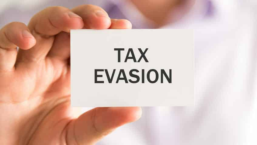 Massachusetts Chiropractor Indicted for Tax Evasion