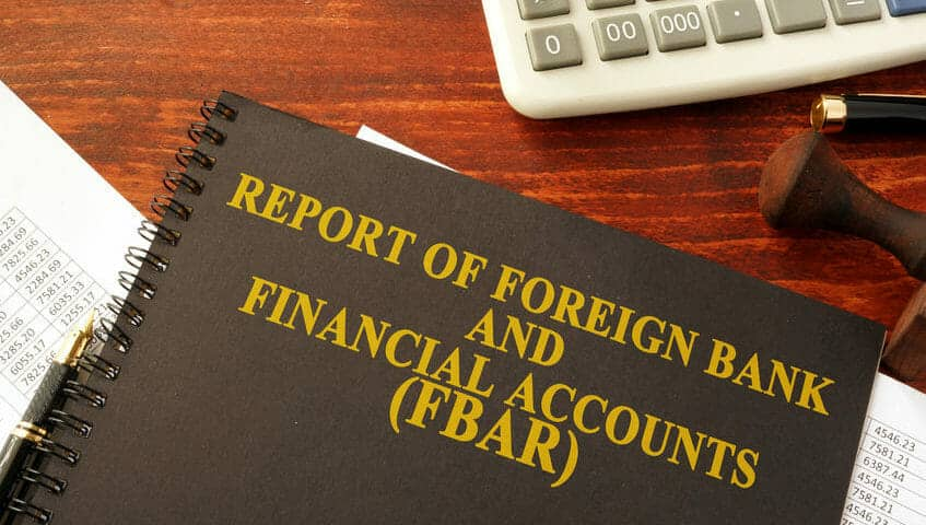 What Types of Foreign Investments Must I Report to the IRS on My FBAR?